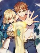 fate/Avalon 少女的思念漫画