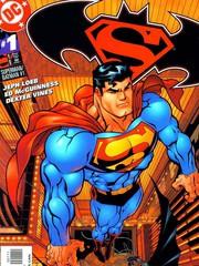超人与蝙蝠侠