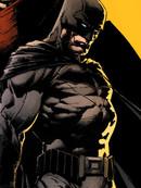 暗影侠与蝙蝠侠漫画